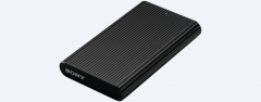 SONY SSD ext, USB 3.1, Type C-USB Black 240GB